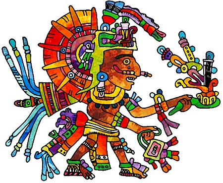 Image result for aztecs art